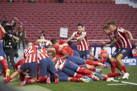 Atlético de Madrid vence disputa contra Osasuna 16/05/2021