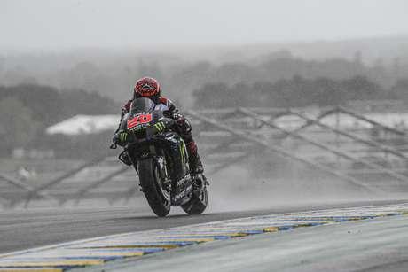 Quartararo destacou dificuldades no início da prova em Le Mans