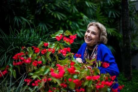 A atriz Eva Wilma faleceu neste sábado (15) aos 87 anos