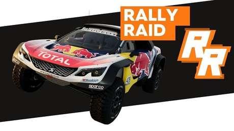 Rally Raids e Motocross são da família Off Road