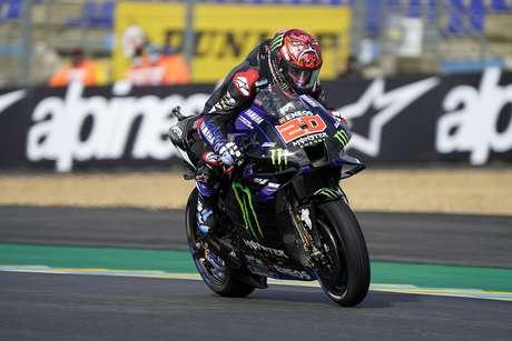 Fabio Quartararo lidera a MotoGP em 2021