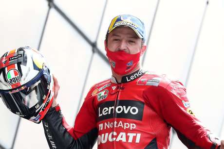 Jack Miller vence o GP da França de MotoGP em Le Mans
