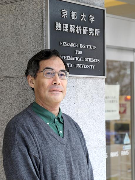Mochizuki é membro do Instituto de Pesquisa de Ciências Matemáticas da Universidade de Kyoto e editor-chefe de sua revista científica, a PRIMS