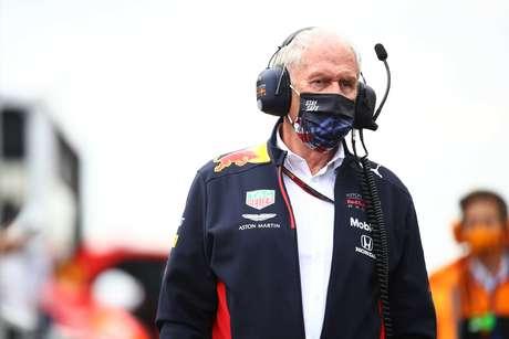 Helmut Marko se rendeu à grande forma de Lewis Hamilton em 2021