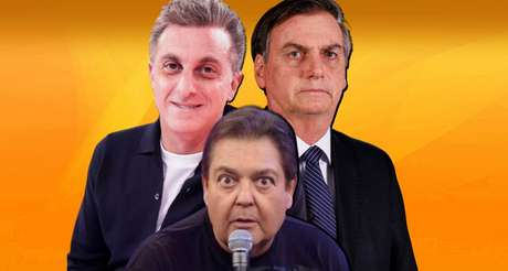 Luciano Huck sonha tirar Bolsonaro da Presidência, mas deve optar por substituir Faustão na Globo