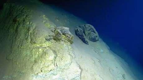 Na Fossa das Marianas está o lugar mais profundo do planeta