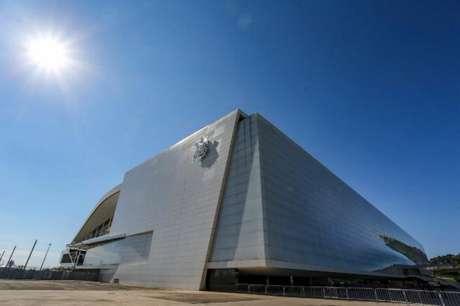 Estádio corintiano será usado para arrecadação de doações (Foto: Bruno Teixeira/Corinthians)