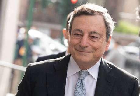Draghi conversou por telefone com Li Keqiang nesta segunda-feira