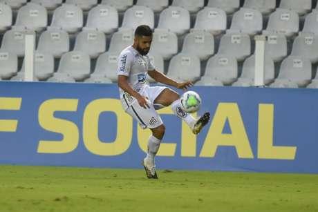 Felipe Jonatan foi eleito o craque da semana na Libertadores (Foto: Ivan Storti/Santos)