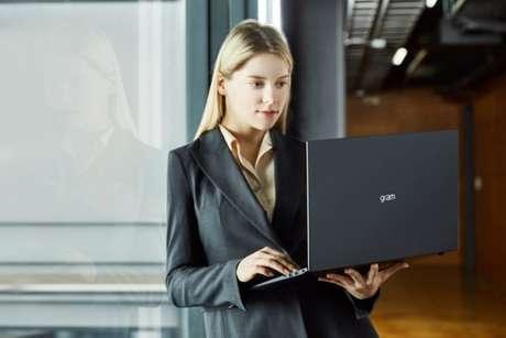 Notebook LG Gram Titanium
