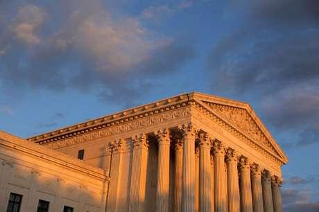 Suprema Corte dos Estados Unidos 13/05/2021 REUTERS/Andrew Kelly