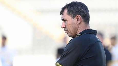 Fábio Carille não é a prioridade do clube, mas está na lista da direção (Foto: Divulgação/Al-Ittihad)