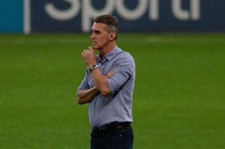 Mancini deixa o Corinthians com 54% de aproveitamento, em 45 jogos (Foto: Renato Gizzi/Photo Premium)