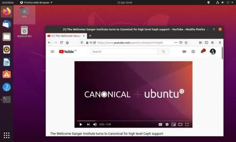 Ubuntu é uma das distribuições mais populares
