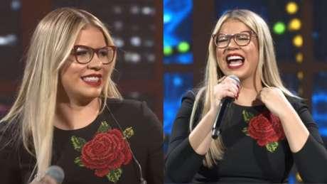 A cantora cantou grandes sucessos em uma apresentação virtual no sábado (15)