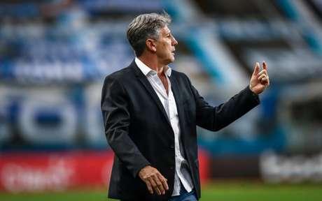Renato é preferido do Corinthians, mas questão financeira é prioridade (Foto: Lucas Uebel/Grêmio)
