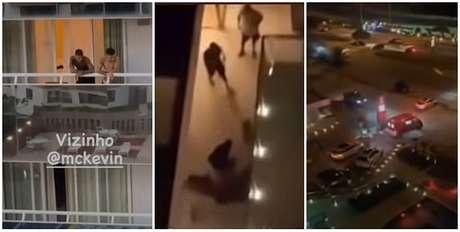 Testemunha postou vídeo que mostraria os momentos finais de MC Kevin no hotel onde ele estava hospedado