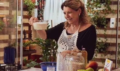 Olga Bongiovanni vai mostrar receitas tradicionais, criações próprias e pratos sugeridos por seus telespectadores e seguidores nas redes sociais