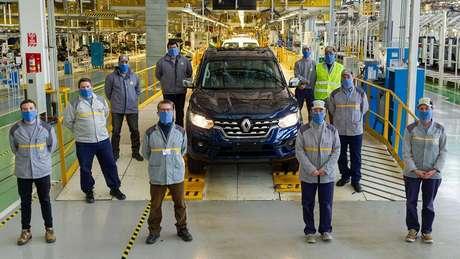 Renault Alaskan é produzida na fábrica de Santa Isabel, na Argentina.