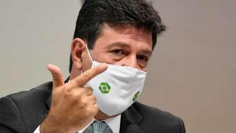 O ex-ministro da Saúde Luiz Henrique Mandetta disse à CPI que Bolsonaro tinha um conselho paralelo sobre a pandemia