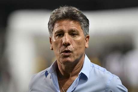 Renato Gaúcho só treinará o Timão se enquadrar-se nos padrões financeiros do clube (Lucas Uebel/Grêmio FBPA)