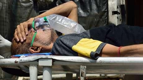 Nas últimas semanas, Índia vive seu pior momento desde que a pandemia começou