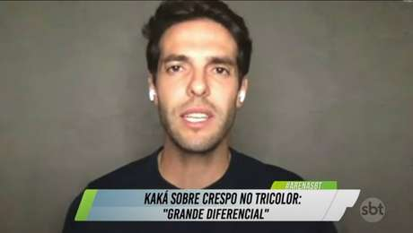 Kaká não escondeu a expectativa de o São Paulo encerrar a fila de títulos que dura desde 2012.