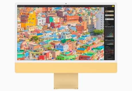 Novo iMac tem tela Retina 4,5K