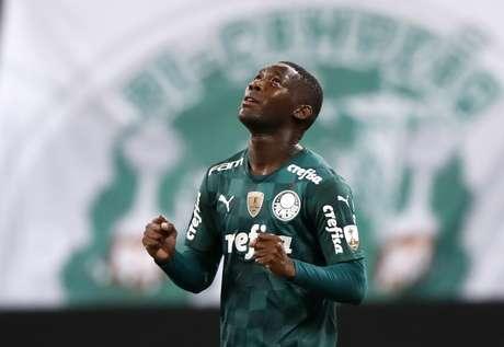 Patrick de Paula tem sido titular nos últimos jogos do Palmeiras