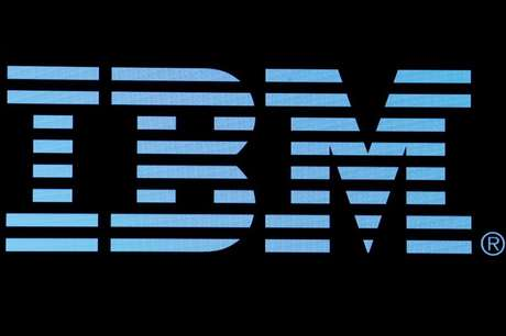 Logo da IBM na bolsa de valores de Nova York, EUA  27/06/2018 REUTERS/Brendan McDermid