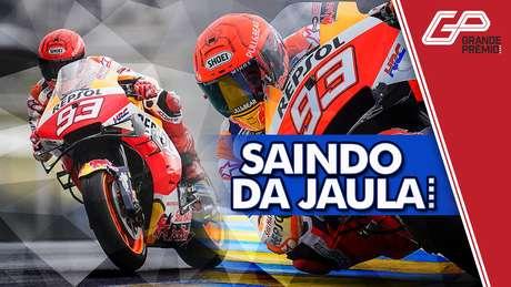 MotoGP 2021 Marc Márquez Thumb GP às 10