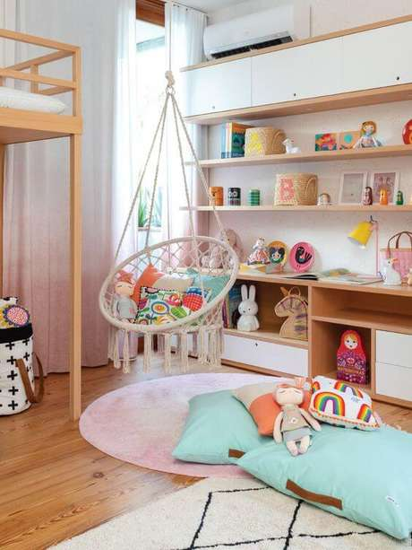 9. Invista em diferentes modelos de almofada infantil menina. Fonte: Mimoo Toys