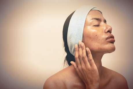 Esse tipo de pele é considerada frágil e precisa utilizar produtos adequados