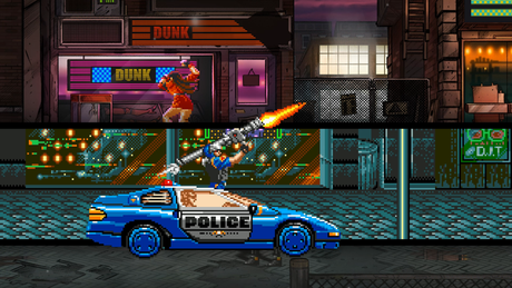 Streets of Rage 4 , apesar de ter refinado o visual, também permite gameplay old school
