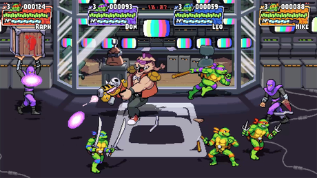 Teenage Mutant Ninja Turtles: Shredder's Revenge traz novo capítulo para a franquia das Tartarugas Ninja