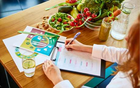 Planejar é o segredo para sair do sobrepeso