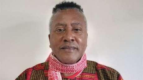 Antônio Carlos 'Rumba' Gabriel é líder comunitário e morador do Jacarezinho desde que nasceu