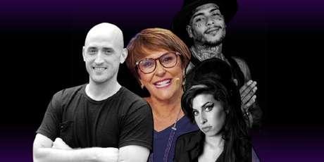 """Márcia Fernandes entre Paulo Gustavo, MC Kevin e Amy Winehouse: """"Somos todos mediúnicos"""""""