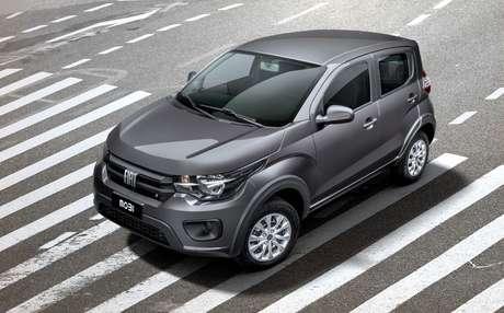 Fiat Mobi: disparada de vendas nos primeiros 20 dias de junho.