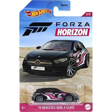 Mercedes Hot Wheels - Forza Horizon