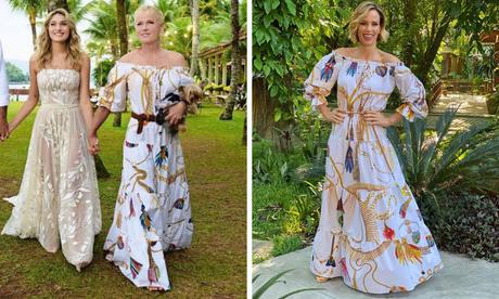 Sasham Xuxa e Ana Furtado (Fotos: Reprodução/Instagram)