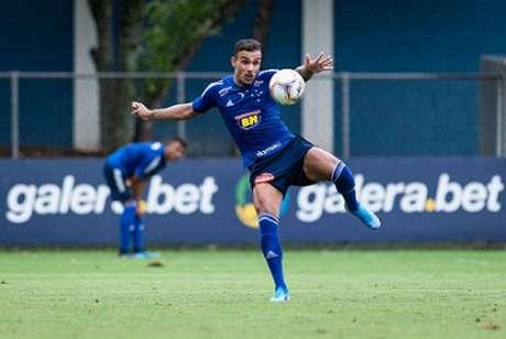 O atacante está prestes a deixar o clube mineiro para atuar no futebol árabe-(Bruno Haddad/Cruzeiro)