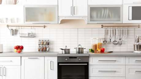 Utensilios necessários para cozinha