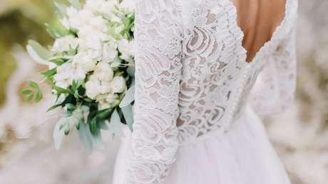 O vestido de noiva é uma das primeiras decisões do casamento!
