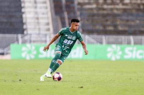 Jogador voltou ao clube na temporada passada (Divulgação)