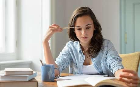 Alimentos ajudam a aumentar a concentração no home office