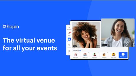 Plataforma de eventos online Hopin foi lançada em março de 2020