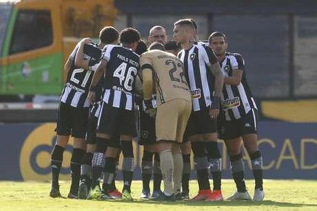 Botafogo estreia na Série B nesta sexta-feira (Foto: Vítor Silva/Botafogo)