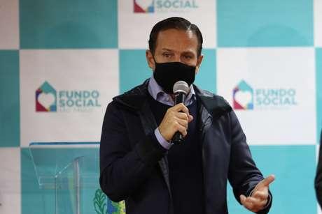 João Doria comentou o depoimento de Dimas Covas na CPI da Covid
