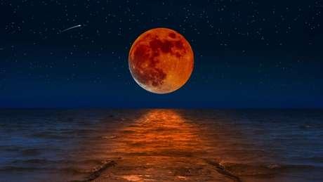 Lua Colorida